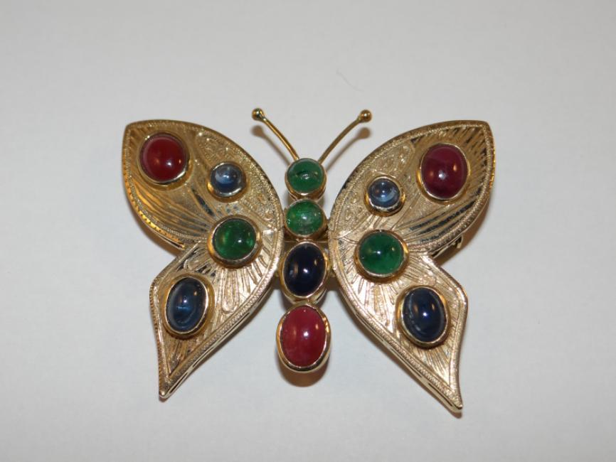 Broš leptir